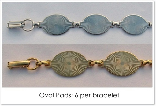 6 Oval Pads Per Bracelet This Is For 10 Blanks Forms Add Your Own Beads Or Findings Perfect Handmade And Found Art