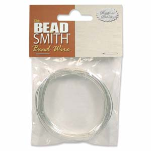 German bead wire silver plated copper core 7 gauges 1416182022 length in package depends upon the gauge wire gauges the larger the number the thinner the wire wire diameter listed below 14 gauge 163 mm keyboard keysfo