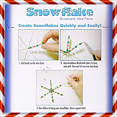 """5 Packs SNOWFLAKE Wire FORM 4-1//2/"""" Total 35 pieces You Add Beads Dream Catchers"""
